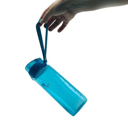 Пляшка для води CASNO 850 мл MX-5040 More Love Блакитна фото 4