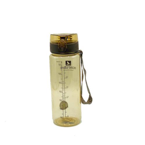 Пляшка для води CASNO 850 мл MX-5040 More Love Коричнева фото 2