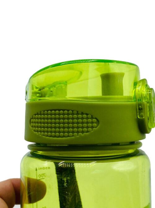 Пляшка для води CASNO 850 мл MX-5040 More Love Зелена фото 6