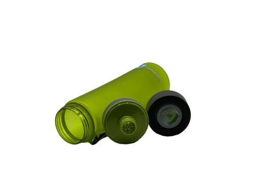 Пляшка для води CASNO 1000 мл KXN-1111 Зелена фото 3