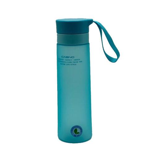Пляшка для води CASNO 700 мл KXN-1156 Блакитна фото 1