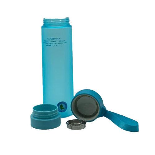 Пляшка для води CASNO 700 мл KXN-1156 Блакитна фото 2