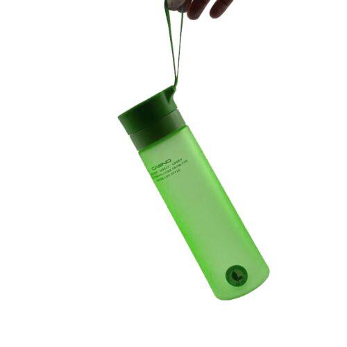Пляшка для води CASNO 700 мл KXN-1156 Зелена фото 2