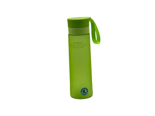 Пляшка для води CASNO 700 мл KXN-1156 Зелена фото 1