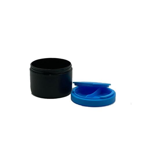 Шейкер з контейнером Casno 600 мл KXN-1199 Синій фото 6