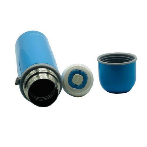Термос CASNO 500 мл KXN-6002 Блакитний фото 6