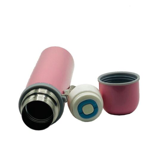 Термос CASNO 500 мл KXN-6002 Рожевий фото 7