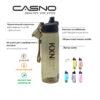 Пляшка для води CASNO 780 мл KXN-1180 Блакитна фото 7