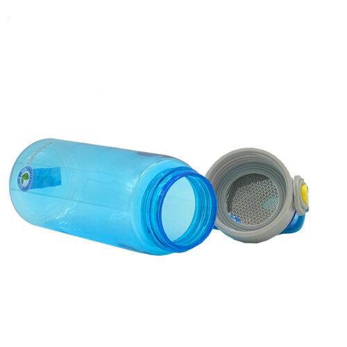 Пляшка для води CASNO 550 мл KXN-1215 Блакитна фото 5