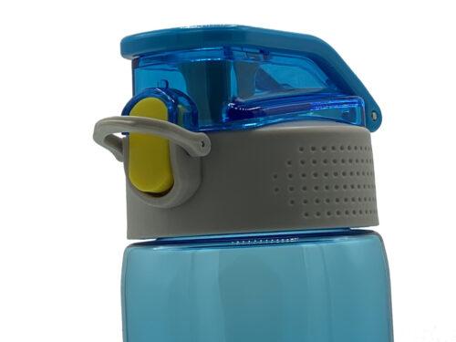 Пляшка для води CASNO 550 мл KXN-1215 Блакитна фото 6