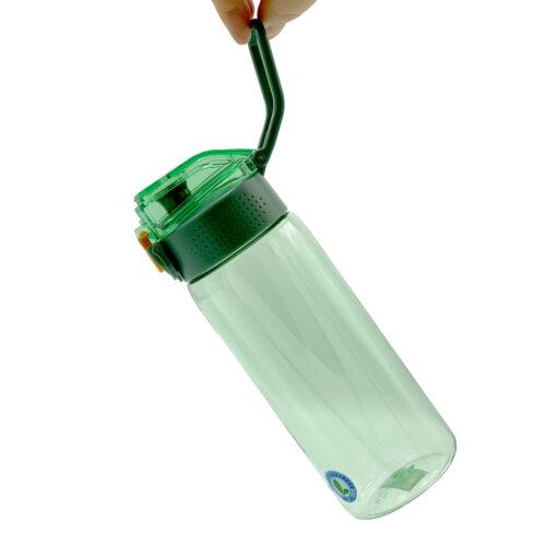 Пляшка для води CASNO 550 мл KXN-1215 Зелена фото 5