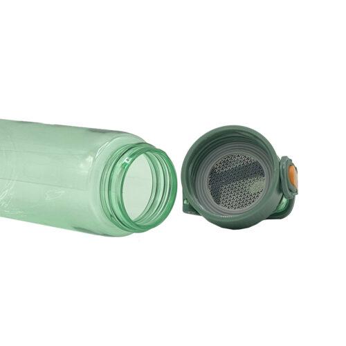 Пляшка для води CASNO 550 мл KXN-1215 Зелена фото 6