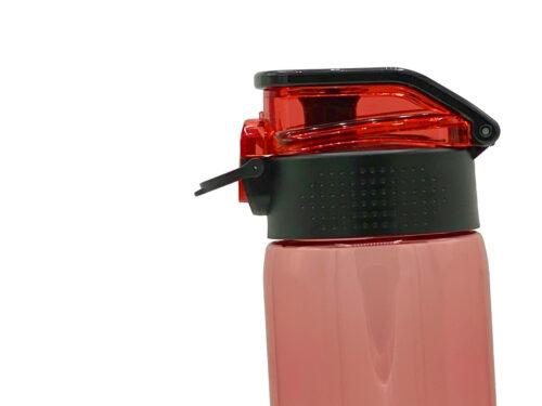Пляшка для води CASNO 550 мл KXN-1215 Червона фото 7