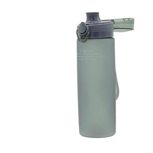 Пляшка для води CASNO 650 мл KXN-1157 Сіра фото 4