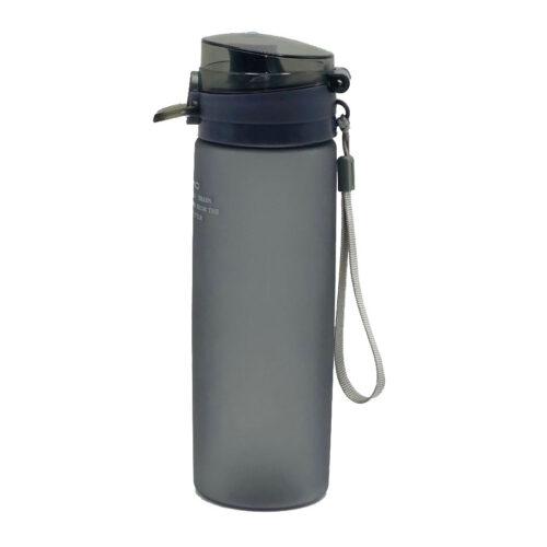 Пляшка для води CASNO 650 мл KXN-1157 Сіра фото 1