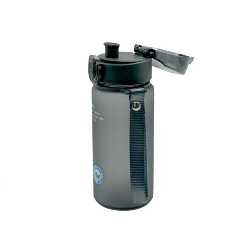 Пляшка для води CASNO 400 мл KXN-1114  Чорна фото 2