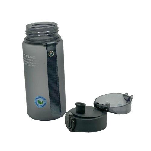 Пляшка для води CASNO 400 мл KXN-1114  Чорна фото 4