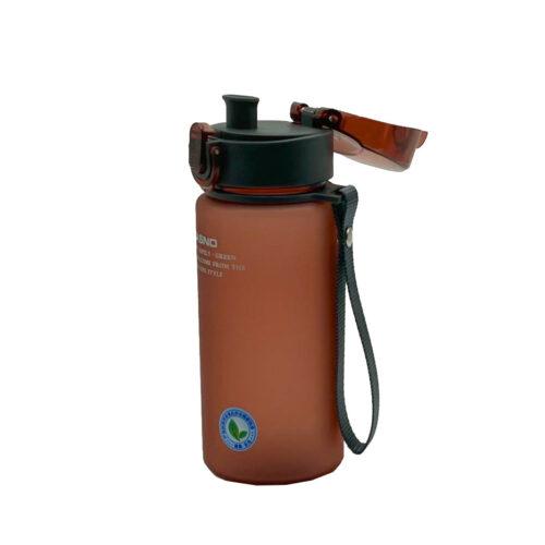 Пляшка для води CASNO 400 мл KXN-1114 Червона фото 2