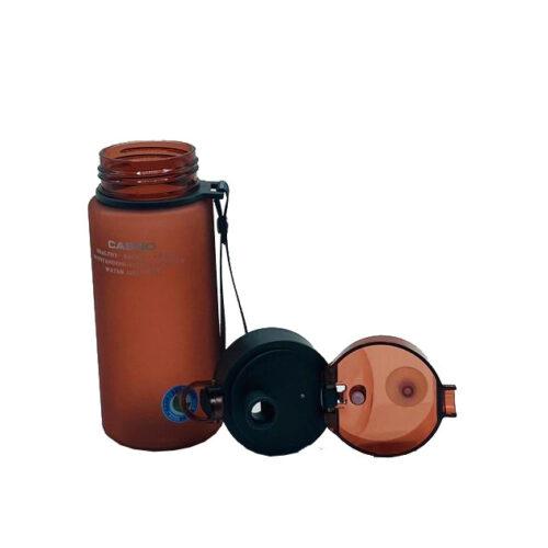 Пляшка для води CASNO 400 мл KXN-1114 Червона фото 5