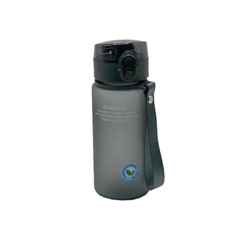 Пляшка для води CASNO 560 мл KXN-1115 Сіра фото 5