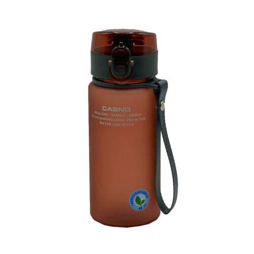 Пляшка для води CASNO 560 мл KXN-1115 Оранжева фото 6