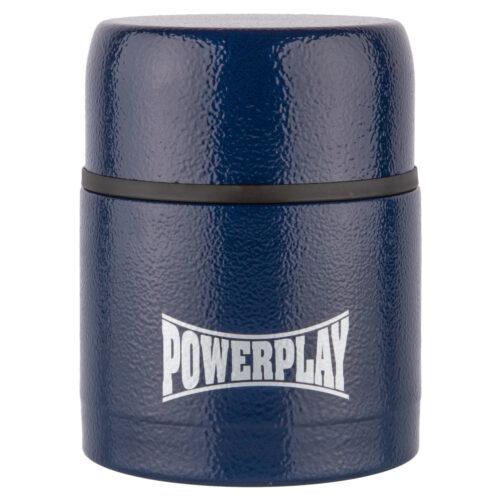 Термос харчовий PowerPlay 9003 Синій 500 мл фото 1