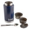 Термос харчовий PowerPlay 9002 Синій 750 мл фото 5