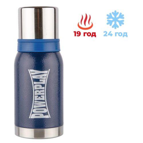 Термос PowerPlay 9001 Синій 750 мл фото 1