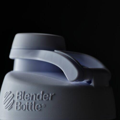 Пляшка для води BlenderBottle Tero Tritan 25oz/735ml Black (ORIGINAL) фото 3
