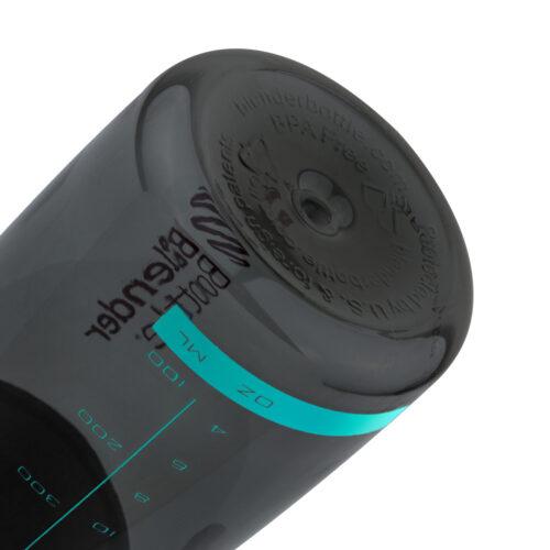 Спортивна пляшка-шейкер BlenderBottle SportMixer 28oz/820ml Black/Teal (ORIGINAL) фото 5