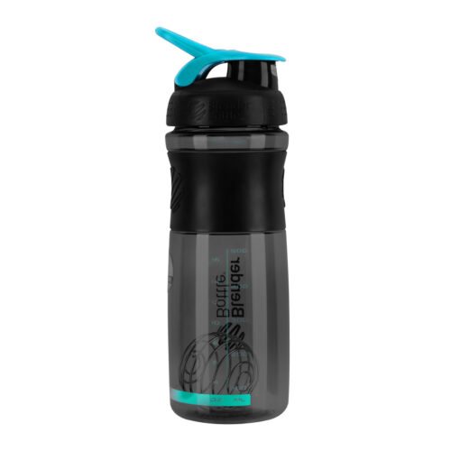Спортивна пляшка-шейкер BlenderBottle SportMixer 28oz/820ml Black/Teal (ORIGINAL) фото 6