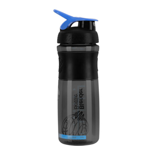 Спортивна пляшка-шейкер BlenderBottle SportMixer 28oz/820ml Black/Cyan (ORIGINAL) фото 6