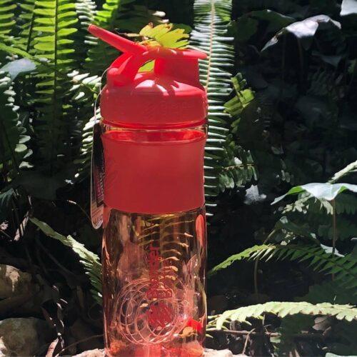Спортивна пляшка-шейкер BlenderBottle SportMixer 28oz/820ml Coral (ORIGINAL) фото 4