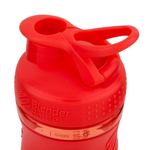 Спортивна пляшка-шейкер BlenderBottle SportMixer 20oz/590ml Coral (ORIGINAL) фото 3