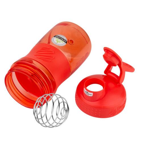 Спортивна пляшка-шейкер BlenderBottle SportMixer 20oz/590ml Coral (ORIGINAL) фото 5