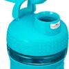 Спортивна пляшка-шейкер BlenderBottle SportMixer 20oz/590ml Teal (ORIGINAL) фото 2