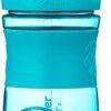 Спортивна пляшка-шейкер BlenderBottle SportMixer 20oz/590ml Teal (ORIGINAL) фото 4