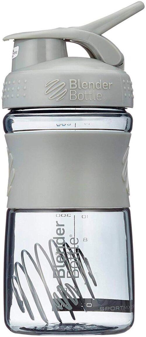 Спортивна пляшка-шейкер BlenderBottle SportMixer 20oz/590ml Grey (ORIGINAL) фото 4