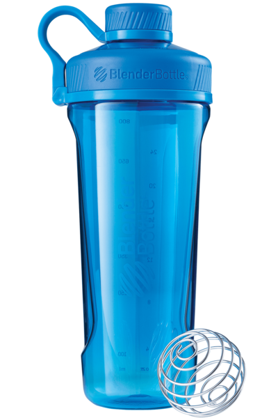 Спортивная бутылка-шейкер BlenderBottle Radian Tritan 32oz/940ml Cyan (ORIGINAL) фото 1