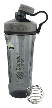 Спортивная бутылка-шейкер BlenderBottle Radian Tritan 32oz/940ml Grey (ORIGINAL) фото 2