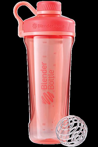 Спортивная бутылка-шейкер BlenderBottle Radian Tritan 32oz/940ml Coral (ORIGINAL) фото 1