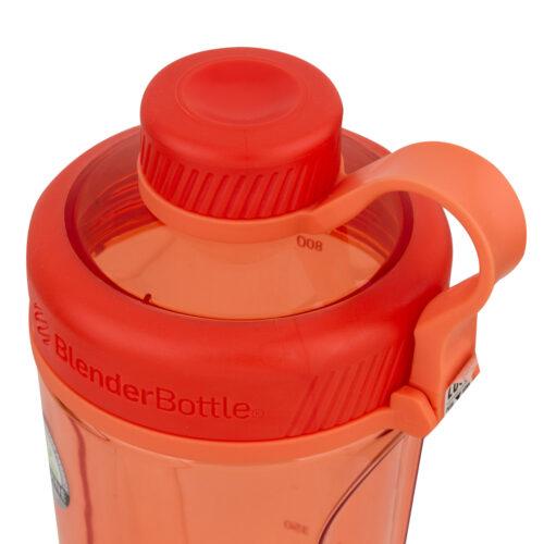 Спортивная бутылка-шейкер BlenderBottle Radian Tritan 32oz/940ml Coral (ORIGINAL) фото 2