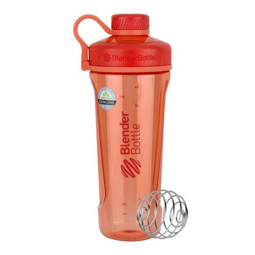 Спортивная бутылка-шейкер BlenderBottle Radian Tritan 32oz/940ml Coral (ORIGINAL) фото 5