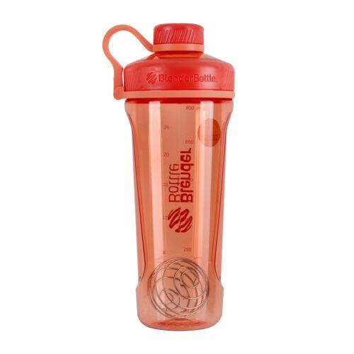 Спортивная бутылка-шейкер BlenderBottle Radian Tritan 32oz/940ml Coral (ORIGINAL) фото 6