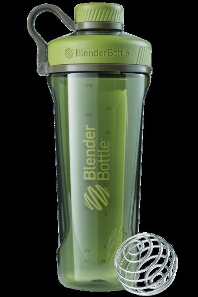 Спортивная бутылка-шейкер BlenderBottle Radian Tritan 32oz/940ml Moss Green (ORIGINAL) фото 1