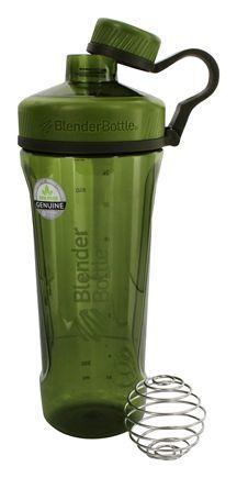 Спортивная бутылка-шейкер BlenderBottle Radian Tritan 32oz/940ml Moss Green (ORIGINAL) фото 2