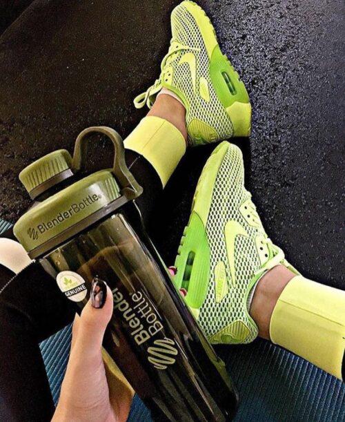 Спортивная бутылка-шейкер BlenderBottle Radian Tritan 32oz/940ml Moss Green (ORIGINAL) фото 4
