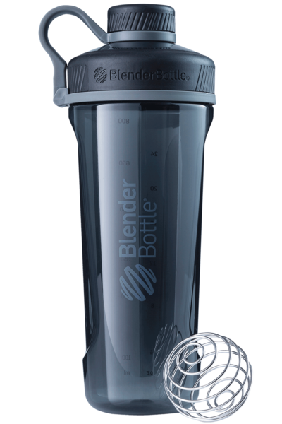 Спортивная бутылка-шейкер BlenderBottle Radian Tritan 32oz/940ml Black (ORIGINAL) фото 1