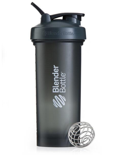 Шейкер спортивний BlenderBottle Pro45 1270ml Grey/White (ORIGINAL) фото 1