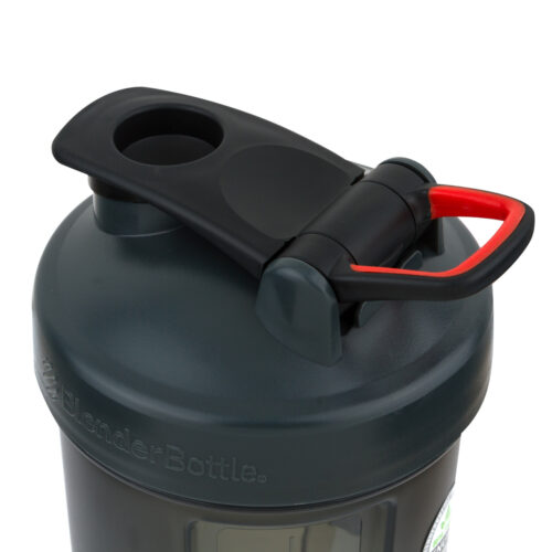 Шейкер спортивний BlenderBottle Pro45 1270ml Grey/Red (ORIGINAL) фото 3